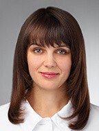 Данильченко Марина Ивановна